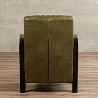 Leren fauteuil Glamour-36