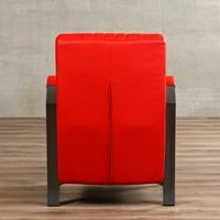 Leren fauteuil Glamour-20