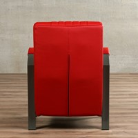 Leren fauteuil Glamour-28