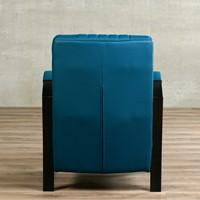 Leren fauteuil Glamour-43