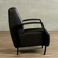 Leren fauteuil Glamour-39
