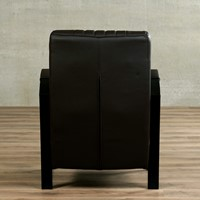 Leren fauteuil Glamour-40