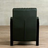 Leren fauteuil Glamour-46