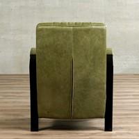 Leren fauteuil Glamour-55