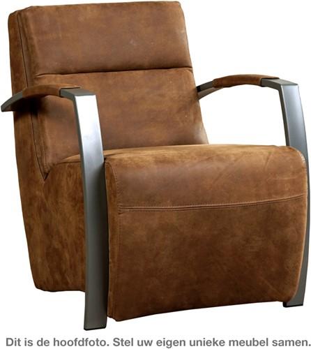 Leren fauteuil Arrival