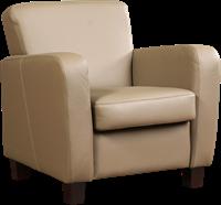 Leren fauteuil Believe