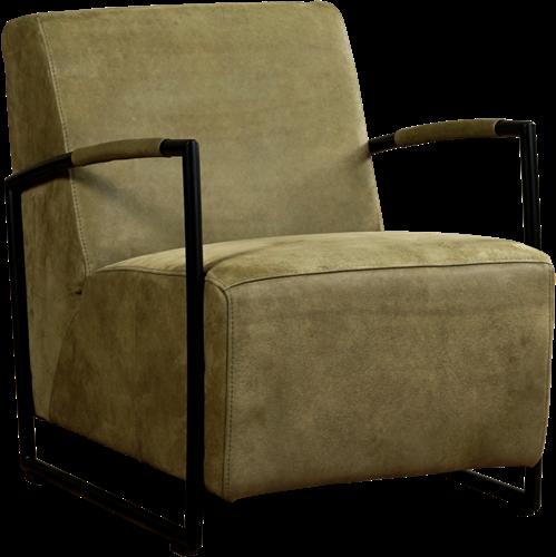 Leren fauteuil Creative