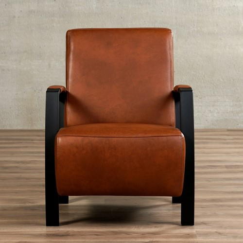 Leren fauteuil Glory-2
