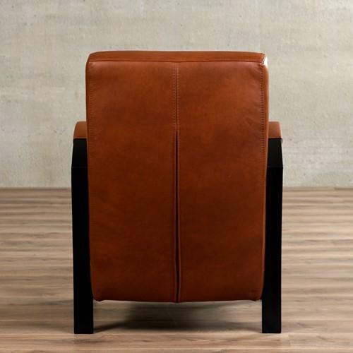 Leren fauteuil Glory-3