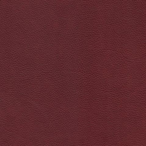 Kleurstalen voor thuis - Granada leer Rouge