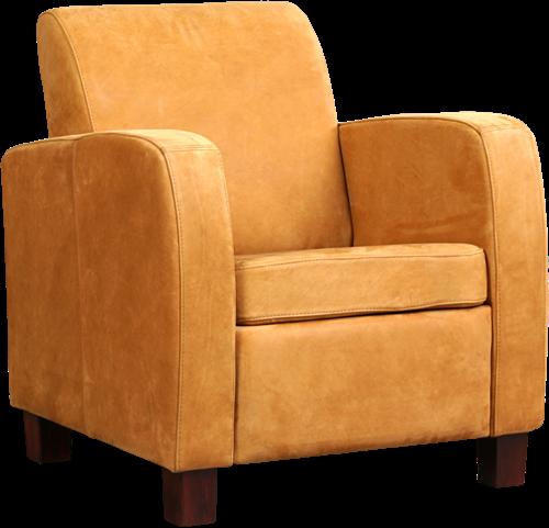 Leren fauteuil Joy