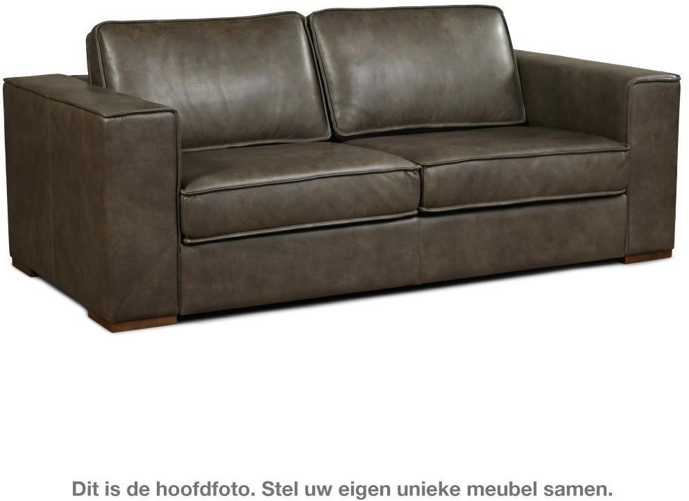 Comfortabel Leren Bankstel.Leren Bank Fine 2 5 Zitsbank 204x100cm Shopx