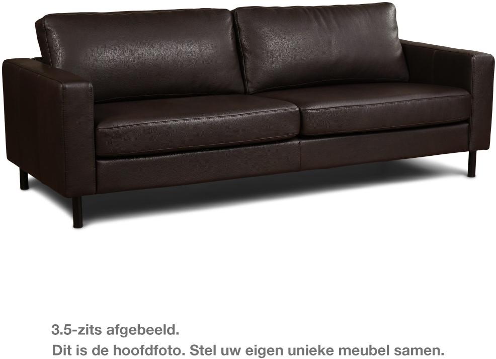 Mooie Leren 3 Zits Bank.Leren Bank Match 3 Zitsbank 214x90cm