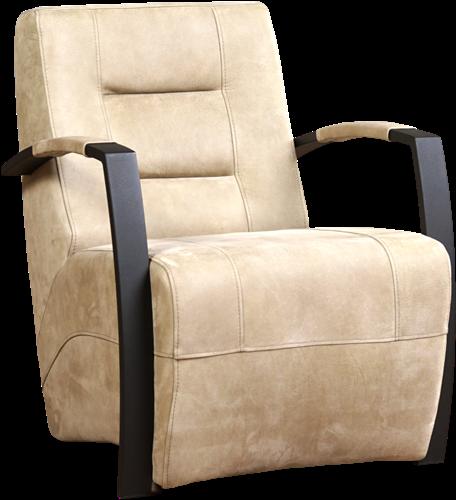 Leren fauteuil Magnificent