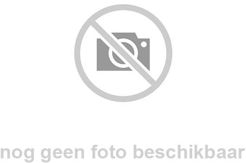 Leren bank Energy, 2-zitsbank - Kenia Leer Denim - Hout, Zwart - (164x90cm)