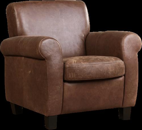 Leren fauteuil Perfection