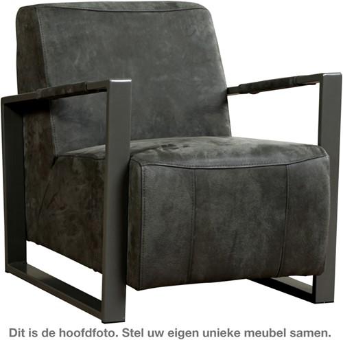Leren fauteuil Touch
