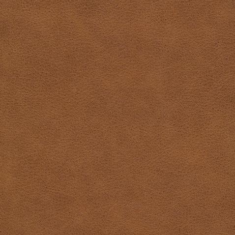 Leren bank Flow, 2-zitsbank - Vintage Leer Cognac - Hout, Zwart - (174x100cm)